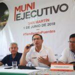Arequipa: Vizcarra y Villanueva participan este viernes en Muni Ejecutivo