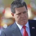 Cartes retira su renuncia a Presidencia de Paraguay y no jurará como senador