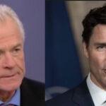 EEUU: Asesor de Trump se disculpa por comentario sobre primen ministro canadiense Trudeau