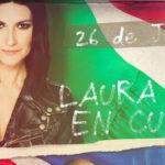 Laura Pausini cumplirá el próximo 26 su sueño de cantar por primera vez en Cuba (VIDEO)