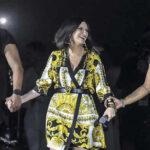 Cuba: Laura Pausini cumplió sueño de cantar en La Habana con Gente de Zona 8 (VIDEO)