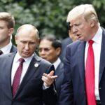 Primera Cumbre Putin-Trump se realizará en Helsinki el 16 de julio