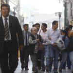 Población económicamente activa en Perú crece de 57% a 62% en diez años