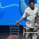 Pelé no viajó a Rusia y está en duda su presencia en apertura del Campeonato Mundial de Fútbol