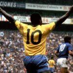 Mundial de Suecia 1958 – II: Un uruguayo por azar le asignó el número 10 a Pelé