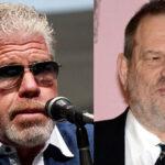 """Actor Ron Perlman intérprete de """"Hellboy"""" se orinó las manos para saludar a Harvey Weinstein"""