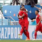 Perú gana 2-0 a Australia y se va con la frente en alto de Rusia 2018