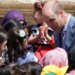 El príncipe Guillermo inicia la primera visita real a Israel y Palestina