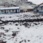 Puno: Mueren seis niños por neumonía tras intensa nevada en región