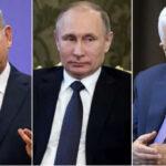 Vladimir Putin invitó a Benjamin Netanyahu y a Mahmoud Abbas a la final del Mundial de Rusia
