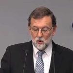 España: Ante sus seguidores Rajoy puso punto final a 14 años de presidir el Partido Popular (VIDEO)