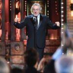 """Robert de Niro se disculpa por """"comportamiento estúpido"""" de Donald Trump"""
