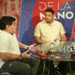 "Mundial 2018: Maradona y Ronaldo ven ""mejorando partido a partido"" a Brasil"