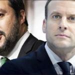 Italia: Ministro Salvini exige que Macron se disculpe y amenaza con bloquear cumbre bilateral (VIDEO)
