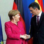 Líderes europeos apoyan a Merkel en tema de inmigración previo a cumbre