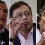 La derecha y la izquierda se reparten el centro en Colombia