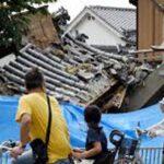 Seísmo de 6.1 grados causa 3 muertos y más de 200 heridos en Japón