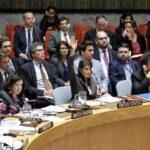 ONU: Consejo de Seguridad rechaza proyecto de resolución de EEUU sobre Palestina