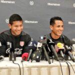 Selección peruana motivada para choque con Dinamarca (VIDEO)