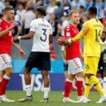 Rusia 2018: Francia y Dinamarca clasifican con mediocre empate sin goles