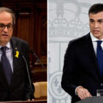 """España: Jefe de Gobierno Sánchez y presidente regional catalánTorra acuerdan """"verse pronto"""" (VIDEO)"""