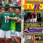 Acusan a 8 futbolistas del seleccionado azteca de orgia con 30 mujeres (VIDEO)