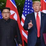 Singapur: Trump confirma que suspenderá operaciones militares conjuntas en Corea del Sur (VIDEO)