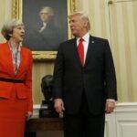 "May reprocha a Trump los aranceles de EEUU porque son ""injustificables"""