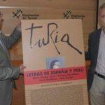 La revista Turia presenta un número especial Letras de España y Perú