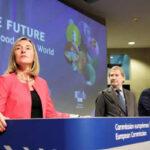 Unión Europeaabre la puerta parael suministro de armas en misiones de paz