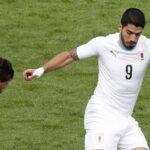 Mundial Rusia 2018: Uruguay derrotó 1 a 0 a Egipto en el estadio Ekaterimburgo