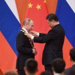 Xi impone a Putin la primera Medalla de la Amistad con China