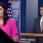 Dos portavoces de la Casa Blanca planean dejar sus cargos revela canal CBS