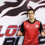Alejandro Duarte fue anunciado como nuevo arquero de Lobos BUAP