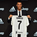 Cristiano Ronaldo fue presentado como nuevo jugador de la Juventus