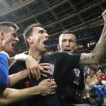 Croacia vence 2-1 a Inglaterra y jugará con Francia la final del Mundial de Rusia 2018