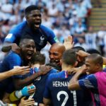 Rusia 2018. Francia jugará de azul oscuro, Croacia con su camiseta ajedrezada