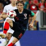 Rusia 2018: Luka Modric el '10' de Croacia para la disputa del título ante Francia