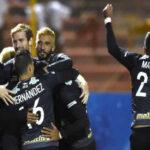 Sport Huancayo cae 4-3 con Caracas FC y se despide de la Copa Sudamericana