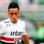 Sao Paulo anuncia el traspaso de Cueva al Krasnodar de la Liga de Rusia