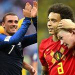 Francia vs Bélgica: Día, hora y canal por semifinales del Mundial de Rusia 2018