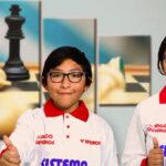 Ajedrez: Aleyla Hilario y Diego Flores ganan medalla de oro en certamen de Chile