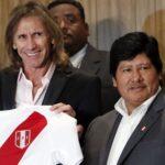 Edwin Oviedo optimista para que Ricardo Gareca regrese a la selección