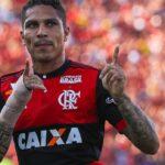 Paolo Guerrero se perderá por lesión el choque ante Gremio por la Copa de Brasil
