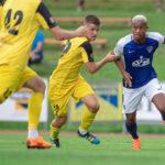 André Carrillo debutó en goleada del Al Hilal en amistoso ante NK Radomlje