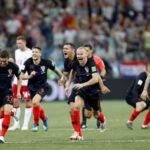 Croacia pasa a cuartos de final de Rusia 2018 al vencer a Dinamarca en penales