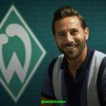 Claudio Pizarro y las razones que lo llevaron a fichar por el Werder Bremen