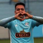 Sporting Cristal: ¿Qué dijo Marcos López sobre su primer gol como profesional?