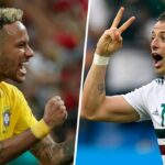 Brasil vs México: Hora, día y canal en vivo por el pase a cuartos de final de Rusia 2018