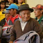 Ayacucho: Entregan ayuda humanitaria en provincias afectadas por heladas